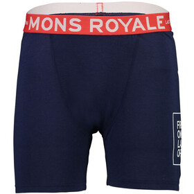 Mons Royale Hold 'em Boxer Men navy